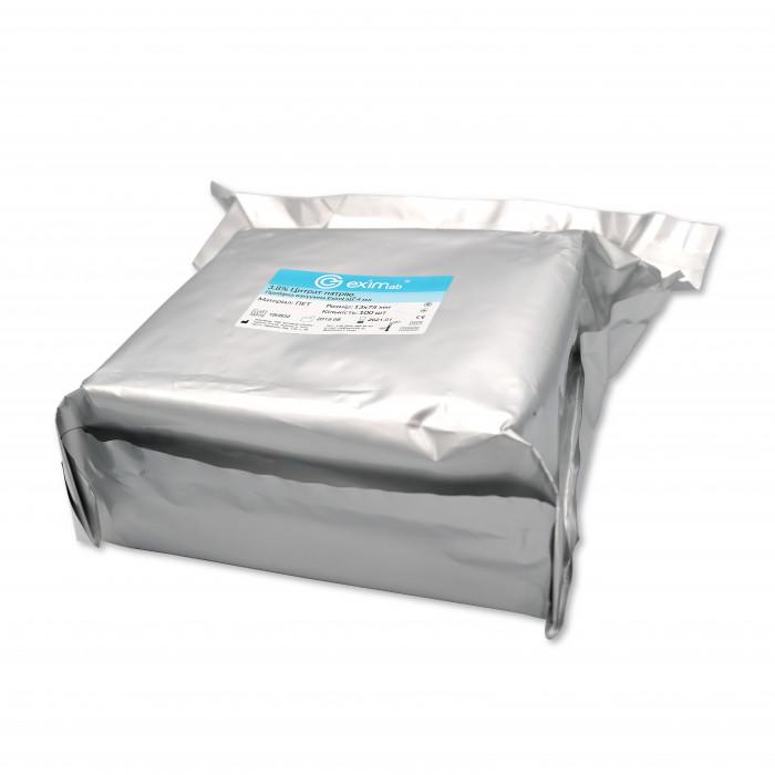 Пробірка вакуумна EximLab  3,6 (3,8%) мл з цитратом натрію блакитна кришка 13х75 мм (100 шт/уп)
